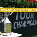 Tour Championship Purse and Prize Money Breakdown 2019