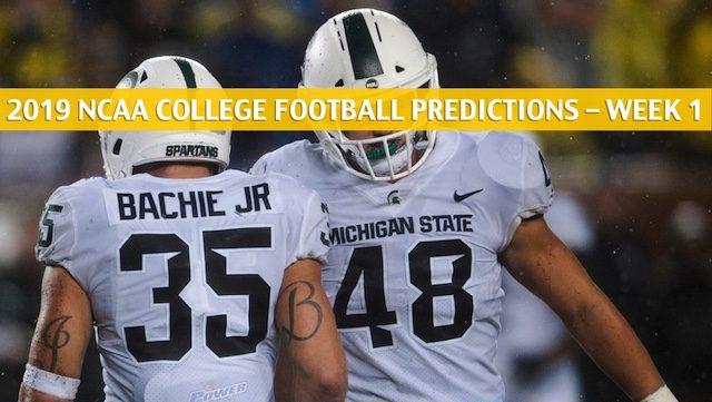 half off ddaf3 6c756 Tulsa vs Michigan State Predictions, Picks, Odds, Preview ...