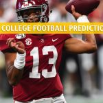 Alabama Crimson Tide vs South Carolina Gamecocks Predictions, Picks, Odds, and NCAA Football Betting Preview - September 14 2019