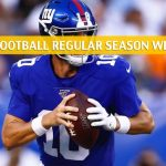 Buffalo Bills vs New York Giants Predictions, Picks, Odds, and Betting Preview - NFL Week 2 - September 15 2019