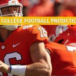 Charlotte 49ers vs Clemson Tigers Predictions, Picks, Odds, and NCAA Football Betting Preview - September 21 2019