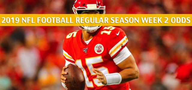 Kansas City Chiefs vs Oakland Raiders Predictions, Picks, Odds, and Betting Preview – NFL Week 2 – September 15 2019