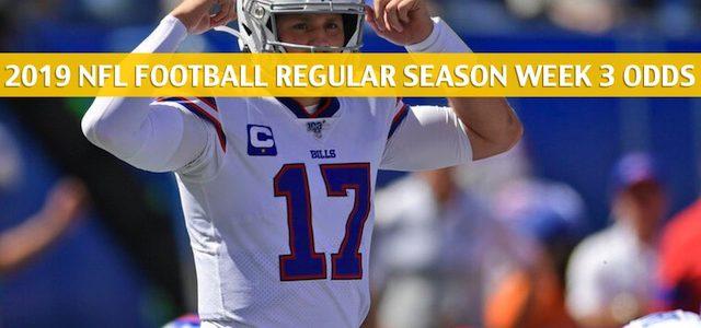 Cincinnati Bengals vs Buffalo Bills Predictions, Picks, Odds, and Betting Preview – NFL Week 3 – September 22 2019