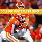 Clemson Tigers vs Syracuse Orange Predictions, Picks, Odds, and NCAA Football Betting Preview - September 14 2019