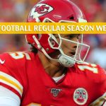 Indianapolis Colts vs Kansas City Chiefs Predictions, Picks, Odds, and Betting Preview - NFL Week 5 - October 6 2019