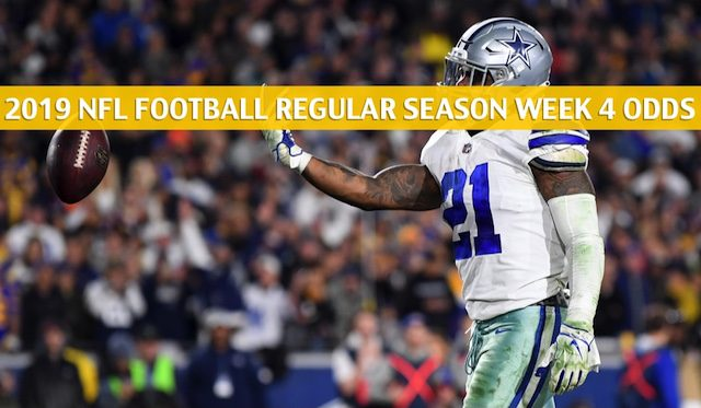 Cowboys Vs Saints Predictions, Picks, Odds, Preview - Week 4 2019