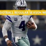 Miami Dolphins vs Dallas Cowboys Predictions, Picks, Odds, and Betting Preview - NFL Week 3 - September 22 2019