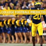 Iowa Hawkeyes vs Michigan Wolverines Predictions, Picks, Odds, and NCAA Football Betting Preview - October 5 2019