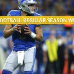 Detroit Lions vs Philadelphia Eagles Predictions, Picks, Odds, and Betting Preview - NFL Week 3 - September 22 2019