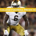 Notre Dame Fighting Irish vs Georgia Bulldogs Predictions, Picks, Odds, and NCAA Football Betting Preview - September 21 2019