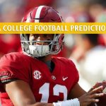 Ole Miss Rebels vs Alabama Crimson Tide Predictions, Picks, Odds, and NCAA Football Betting Preview - September 28 2019