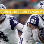 Green Bay Packers vs Dallas Cowboys Predictions, Picks, Odds, and Betting Preview - NFL Week 5 - October 6 2019