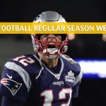 New England Patriots vs Buffalo Bills Predictions, Picks, Odds, and Betting Preview - NFL Week 4 - September 29 2019