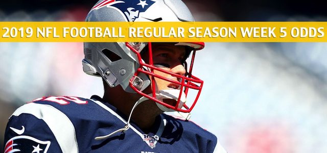 New England Patriots vs Washington Redskins Predictions, Picks, Odds, and Betting Preview – NFL Week 5 – October 6 2019