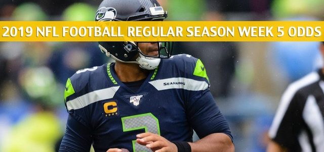 Los Angeles Rams vs Seattle Seahawks Predictions, Picks, Odds, and Betting Preview – NFL Week 5 – October 3 2019