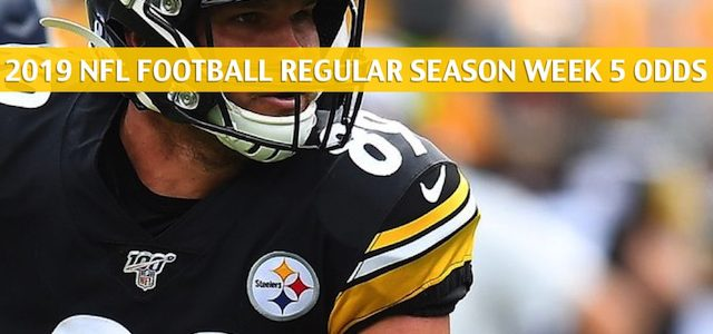 Baltimore Ravens vs Pittsburgh Steelers Predictions, Picks, Odds, and Betting Preview – NFL Week 5 – October 6 2019