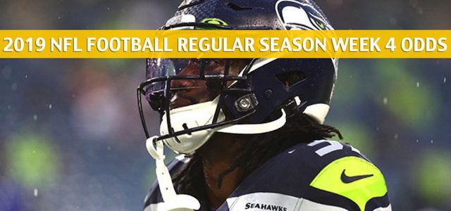 Seattle Seahawks vs Arizona Cardinals Predictions, Picks, Odds, and Betting Preview – NFL Week 4 – September 29 2019