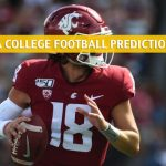 Washington State Cougars vs Utah Utes Predictions, Picks, Odds, and NCAA Football Betting Preview - September 28 2019