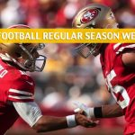 San Francisco 49ers vs Arizona Cardinals Predictions, Picks, Odds, and Betting Preview - NFL Week 9 - October 31 2019