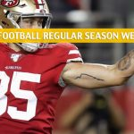 San Francisco 49ers vs Washington Redskins Predictions, Picks, Odds, and Betting Preview - NFL Week 7 - October 20 2019