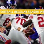 Arizona Cardinals vs New York Giants Predictions, Picks, Odds, and Betting Preview - NFL Week 7 - October 20 2019