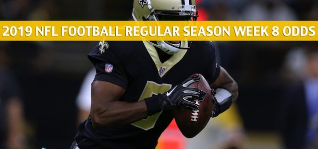 Arizona Cardinals vs New Orleans Saints Predictions, Picks, Odds, and Betting Preview – NFL Week 8 – October 27 2019
