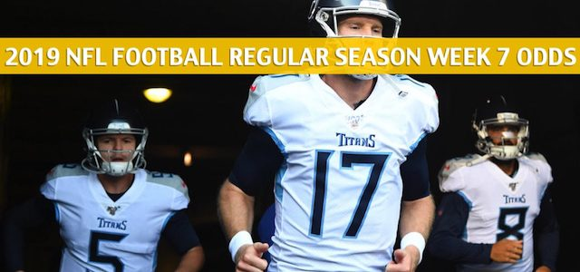 Los Angeles Chargers vs Tennessee Titans Predictions, Picks, Odds, and Betting Preview – NFL Week 7 – October 20 2019