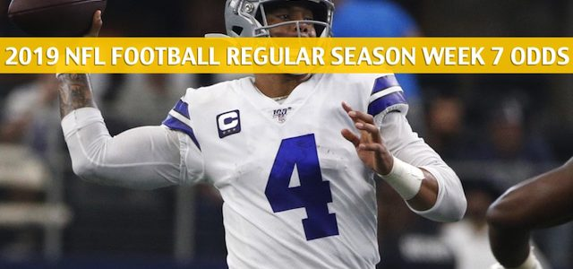 Philadelphia Eagles vs Dallas Cowboys Predictions, Picks, Odds, and Betting Preview – NFL Week 7 – October 20 2019
