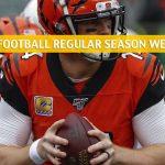 Jacksonville Jaguars vs Cincinnati Bengals Predictions, Picks, Odds, and Betting Preview - NFL Week 7 - October 20 2019