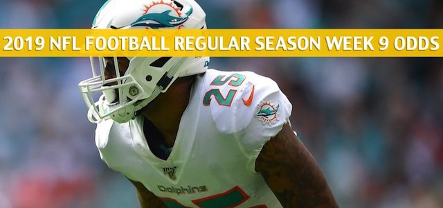 New York Jets vs Miami Dolphins Predictions, Picks, Odds, and Betting Preview – NFL Week 9 – November 3 2019
