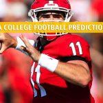 Kentucky Wildcats vs Georgia Bulldogs Predictions, Picks, Odds, and NCAA Football Betting Preview - October 19 2019