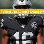 Detroit Lions vs Oakland Raiders Predictions, Picks, Odds, and Betting Preview - NFL Week 9 - November 3 2019