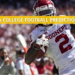 Oklahoma Sooners vs Kansas State Wildcats Predictions, Picks, Odds, and NCAA Football Betting Preview - October 26 2019