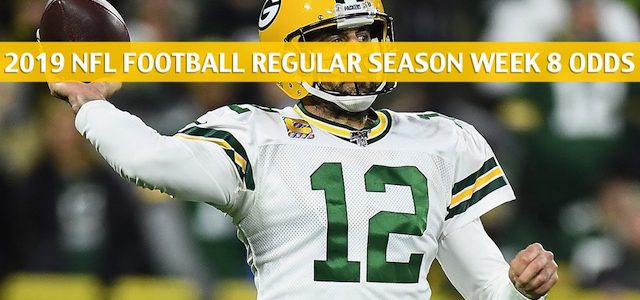 Green Bay Packers vs Kansas City Chiefs Predictions, Picks, Odds, and Betting Preview – NFL Week 8 – October 27 2019