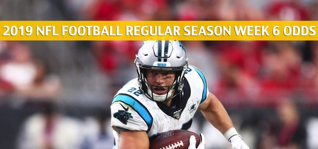 Carolina Panthers vs Tampa Bay Buccaneers Predictions, Picks, Odds, and Betting Preview – NFL Week 6 – October 13 2019