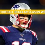New England Patriots vs New York Jets Predictions, Picks, Odds, and Betting Preview - NFL Week 7 - October 21 2019
