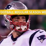 New England Patriots vs Baltimore Ravens Predictions, Picks, Odds, and Betting Preview - NFL Week 9 - November 3 2019