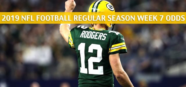 Oakland Raiders vs Green Bay Packers Predictions, Picks, Odds, and Betting Preview – NFL Week 7 – October 20 2019