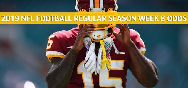 Washington Redskins vs Minnesota Vikings Predictions, Picks, Odds, and Betting Preview – NFL Week 8 – October 24 2019