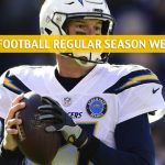 Pittsburgh Steelers vs San Diego Chargers Predictions, Picks, Odds, and Betting Preview - NFL Week 6 - October 13 2019
