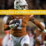 Texas Longhorns vs TCU Horned Frogs Predictions, Picks, Odds, and NCAA Football Betting Preview - October 26 2019