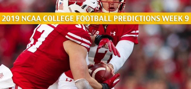 Wisconsin Badgers vs Ohio State Buckeyes Predictions, Picks, Odds, and NCAA Football Betting Preview – October 26 2019
