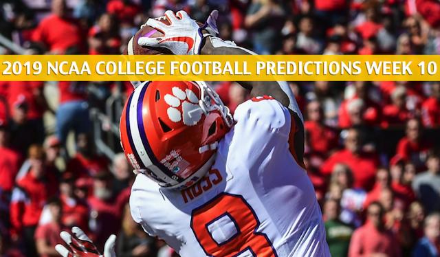 Wofford Vs Clemson Predictions Picks Odds Preview Nov 2