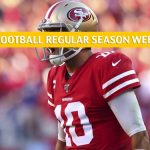 San Francisco 49ers vs Baltimore Ravens Predictions, Picks, Odds, and Betting Preview - NFL Week 13 - December 1 2019
