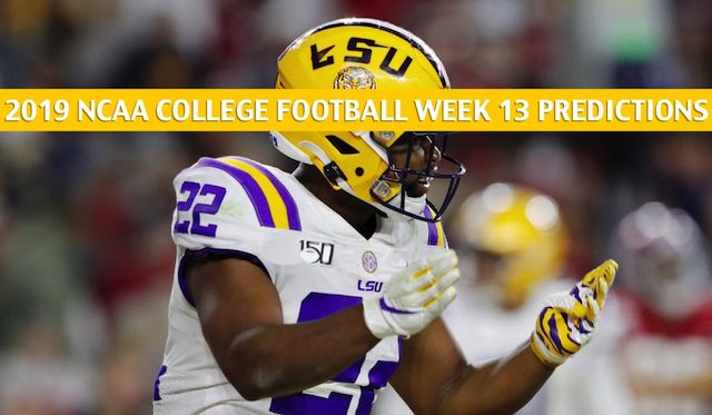 Arkansas Vs LSU Predictions Picks Odds Preview Nov