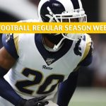 Chicago Bears vs Los Angeles Rams Predictions, Picks, Odds, and Betting Preview - NFL Week 11 - November 17 2019