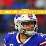 Buffalo Bills vs Cleveland Browns Predictions, Picks, Odds, and Betting Preview - NFL Week 10 - November 10 2019