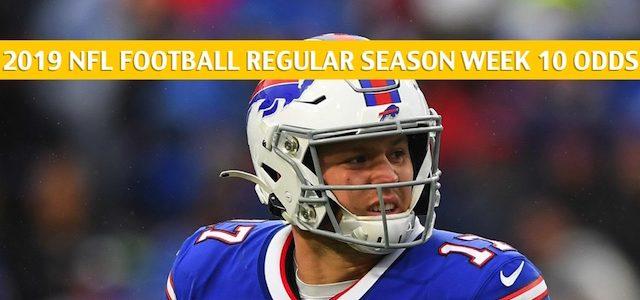 Buffalo Bills vs Cleveland Browns Predictions, Picks, Odds, and Betting Preview – NFL Week 10 – November 10 2019