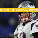 Dallas Cowboys vs New England Patriots Predictions, Picks, Odds, and Betting Preview - NFL Week 12 - November 24 2019