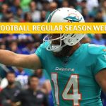Philadelphia Eagles vs Miami Dolphins Predictions, Picks, Odds, and Betting Preview - NFL Week 13 - December 1 2019